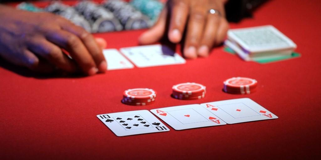 Jednoduchý poker